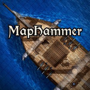 Maphammer - Artisan Maps