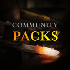 Community packs