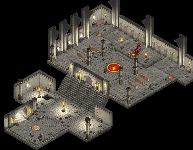 New server and isometric maps! – Arkenforge – Map making