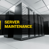 Sceduled server maintenance