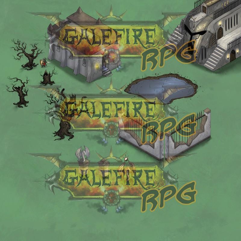 Isometric Dungeon Designer 2 GRPG
