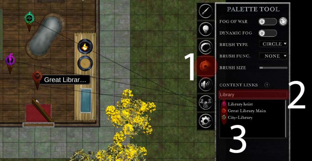 Arkenforge – Map making, Audio and Campaign management – Map